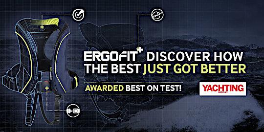 Crewsaver Fusion ErgoFit